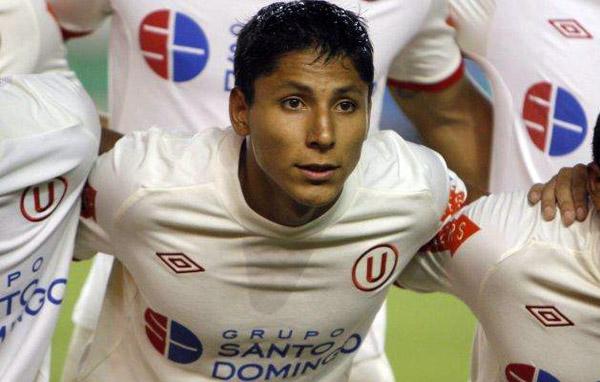 Raul Ruidiaz
